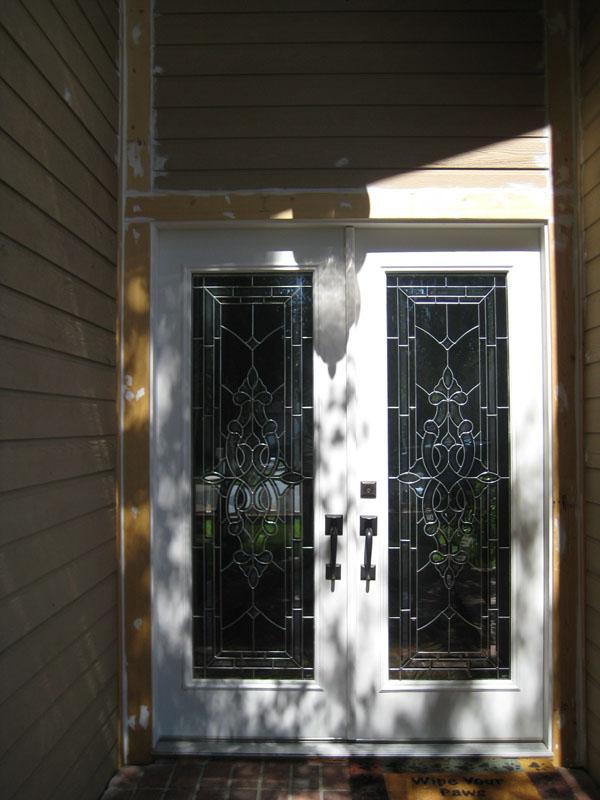 Fiberglass aluminum wood vinyl glass entry doors for Preferred windows and doors